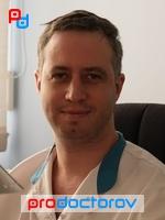 Кравчик Максимильян Григорьевич, нейрохирург, вертеброневролог