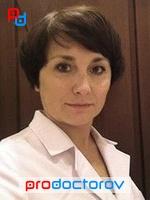 Сюмак Елена Владимировна, эндокринолог