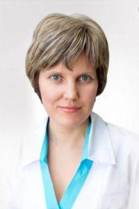 Жаринова Ольга Юрьевна, терапевт, гастроэнтеролог