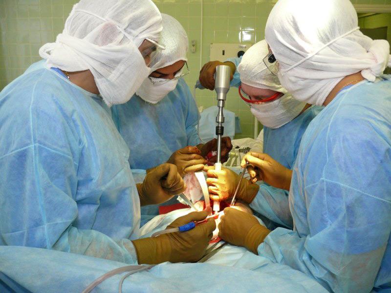 Лечение ортопедической и травматологической патологии