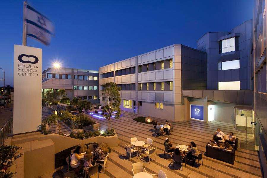 Многопрофильный медицинский центр «Herzlia medical center»